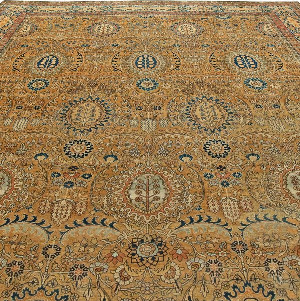Antique Persian Kirman Carpet BB2675