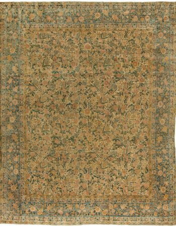 Antique Persian Kirman Carpet BB0696