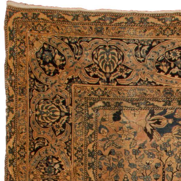 Antique Persian Kirman Rug BB3197