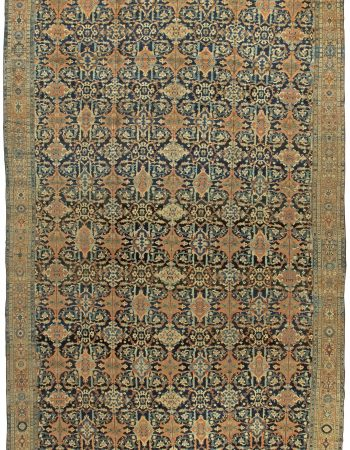 Antique Persian Malayer Rug BB5930