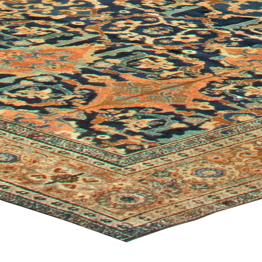 Antique Persian Malayer Rug BB5930 By Doris Leslie Blau