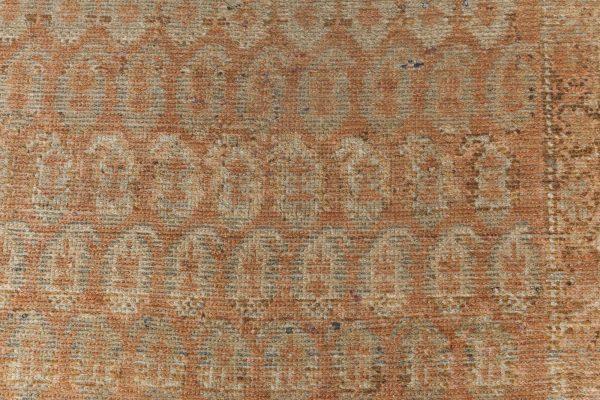 Antique Persian Malayer Rug BB5165
