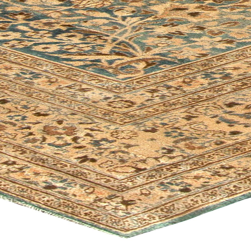 Vintage Persian Meshad Rug (Size Adjusted) BB5798