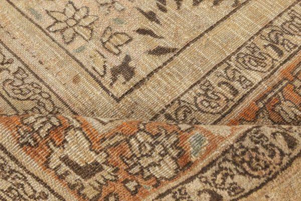 Antique Persian Meshad Rug BB3541