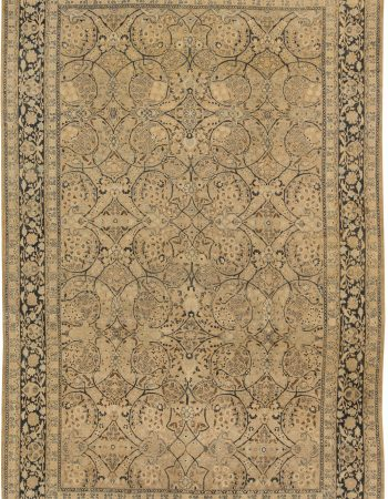 Antique Persian Meshad Carpet BB3827