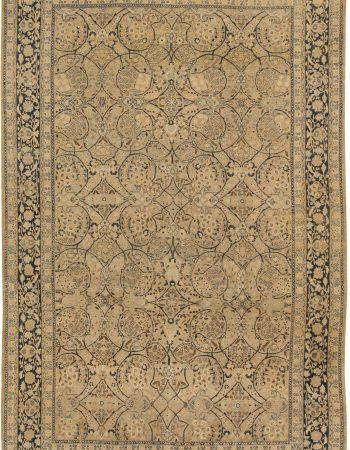 Alfombra persa antigua Meshad BB3827