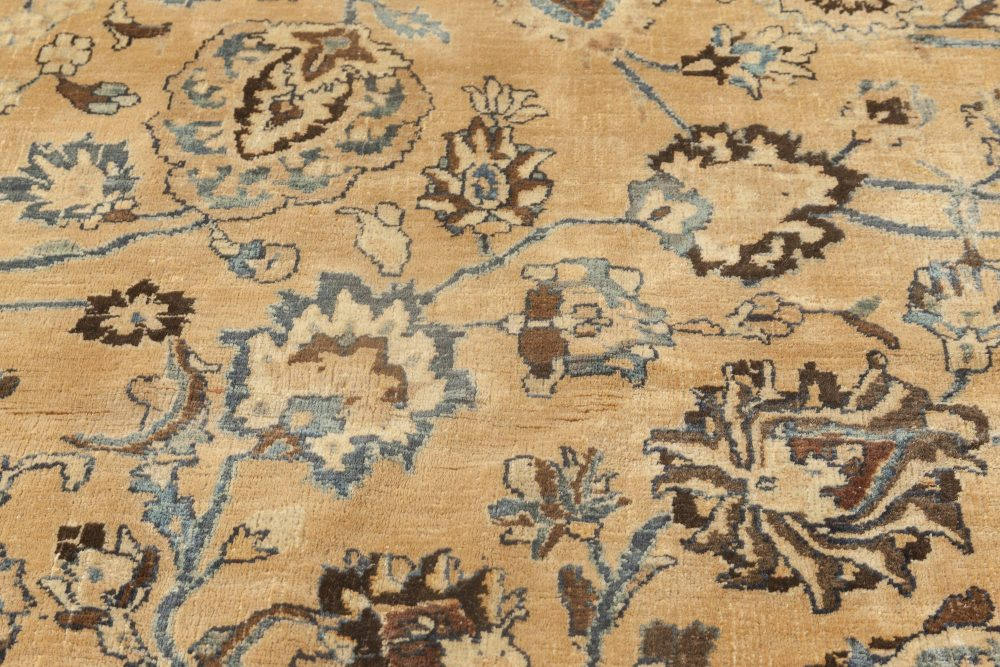 Vintage Persian Meshad Carpet BB4000