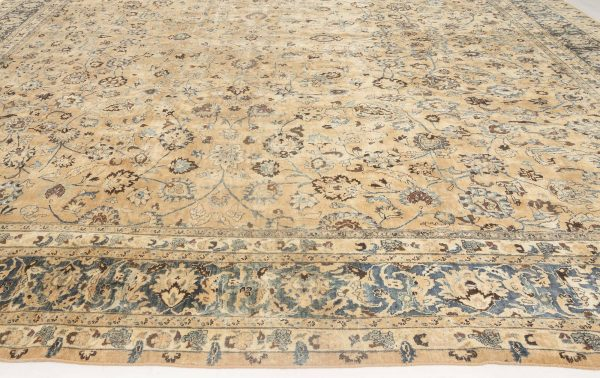 Vintage Persian Meshad Carpet BB4000