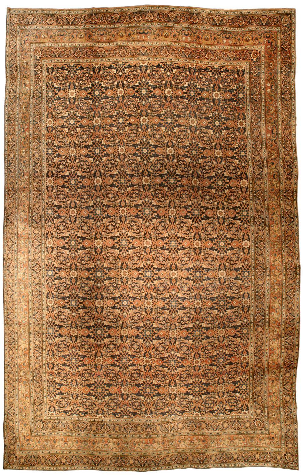 Persian Meshad Rug BB0753