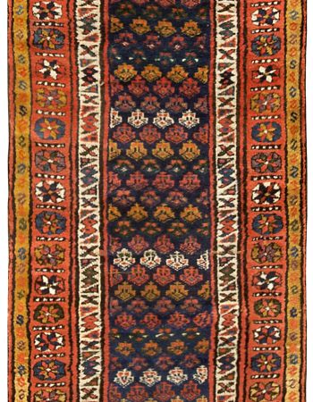 Antique North West Persian Runner BB4934