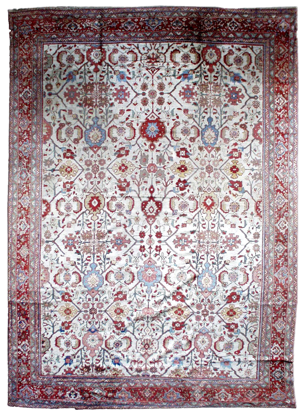 Persian Sultanabad Rug BB1280