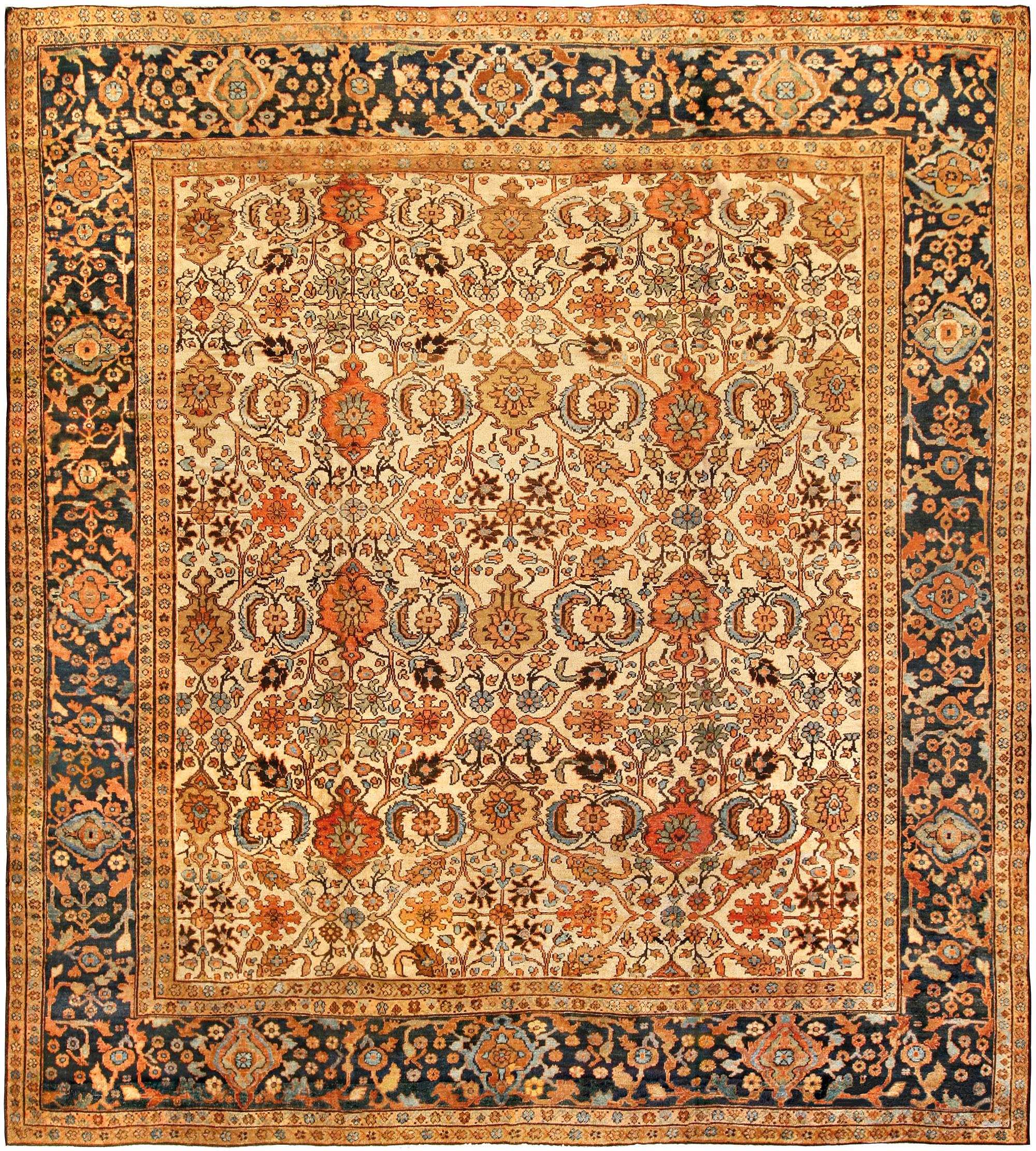Antique Persian Sultanabad Carpet BB1353