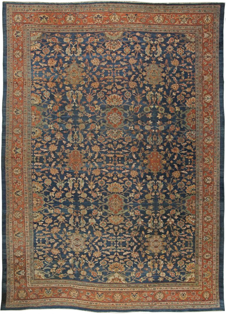 Blue Persian Rugs – What is the Meaning of Colors?