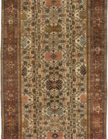 Antique Persian Sultanabad Rug BB6385