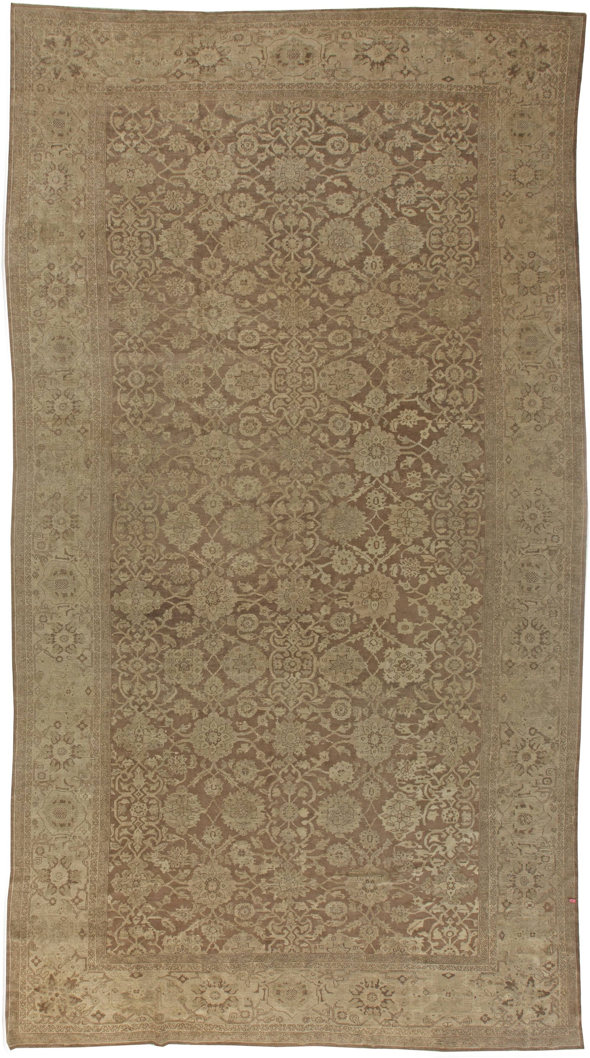 Antique Persian Sultanabad Rug BB5948