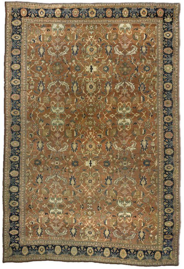 Antique Persian Sultanabad Carpet BB2883