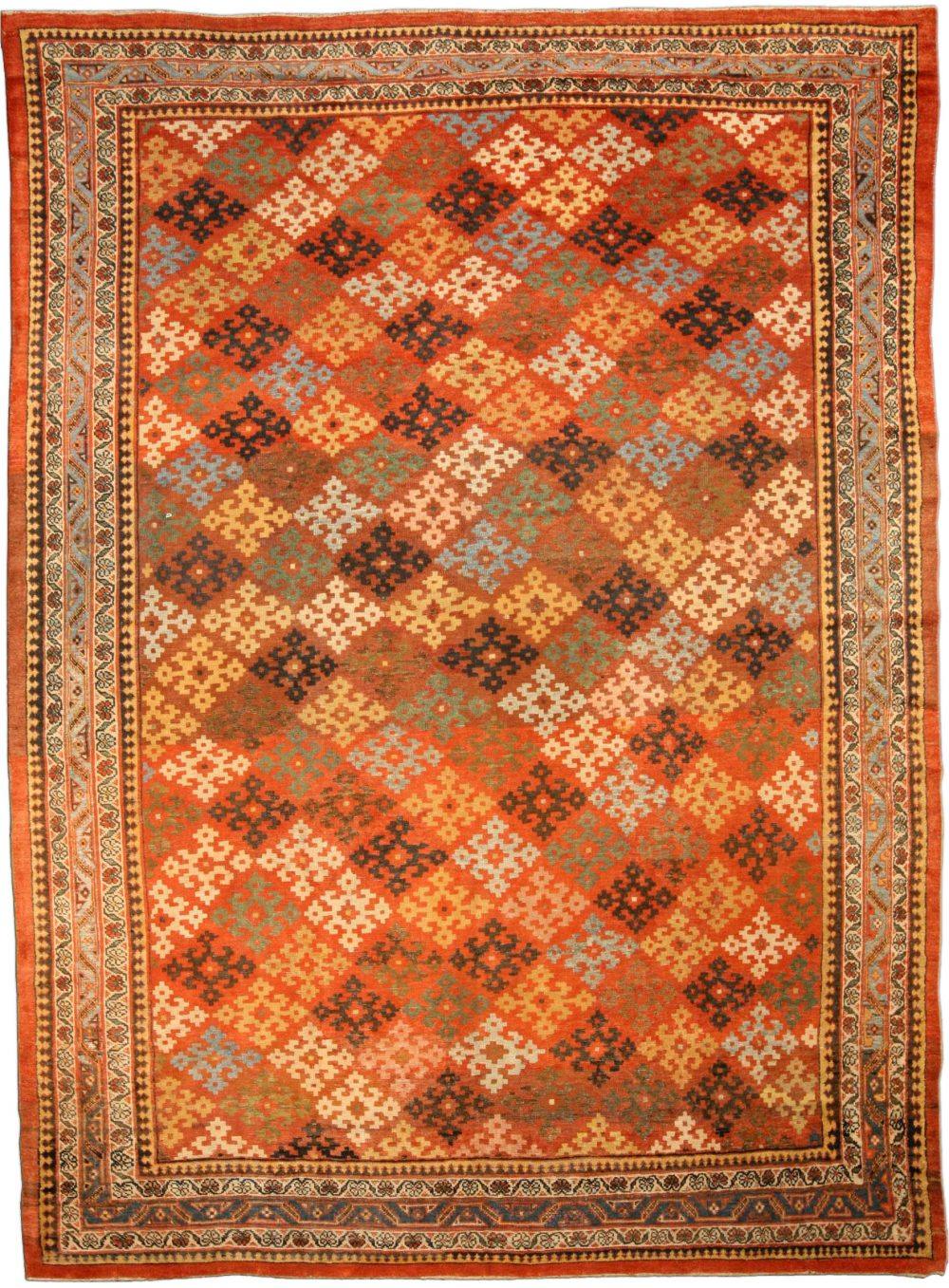 Persian Sultanabad Carpet BB3775