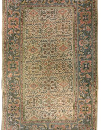 Antique Persian Sultanabad Rug (size adjusted) BB0819