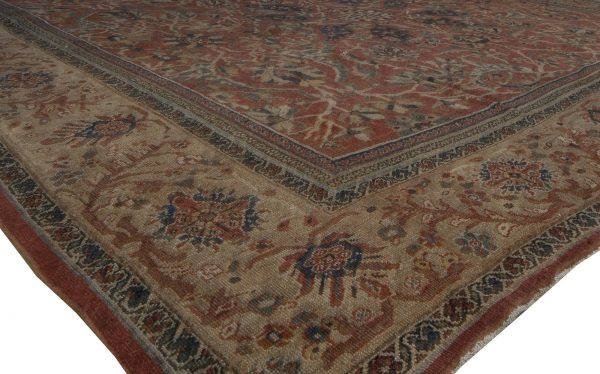Antique Persian Sultanabad Rug BB3555