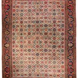 Red Antique Persian Sultanabad Rug BB3550