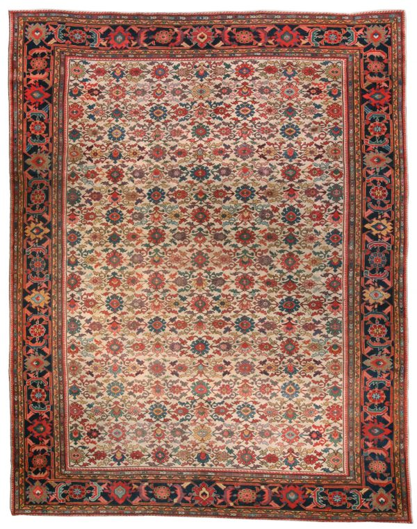 Antique Persian Sultanabad Rug BB3550
