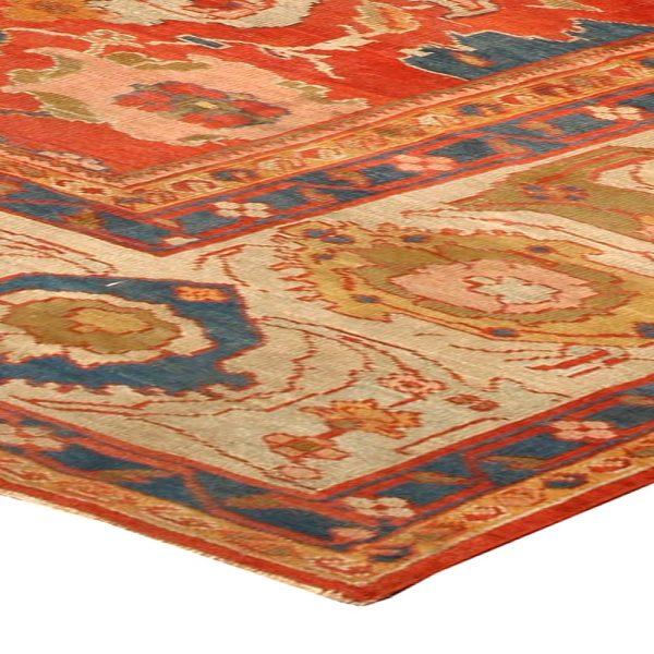 Antique Persian Sultanabad Carpet BB4305