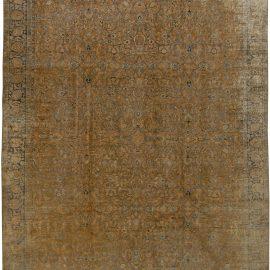 Antique Persian Tabriz Carpet BB5647