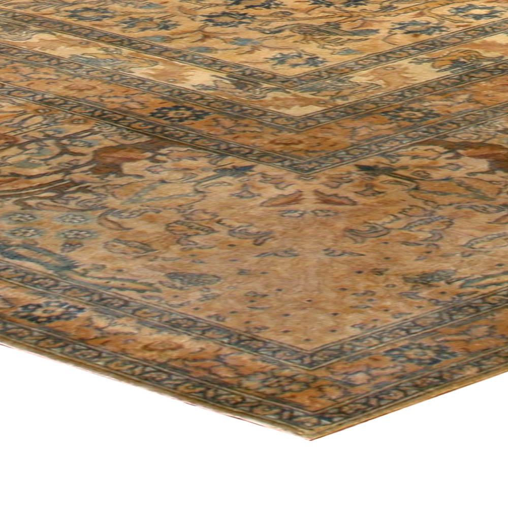 Antique Persian Tabriz Carpet BB2319