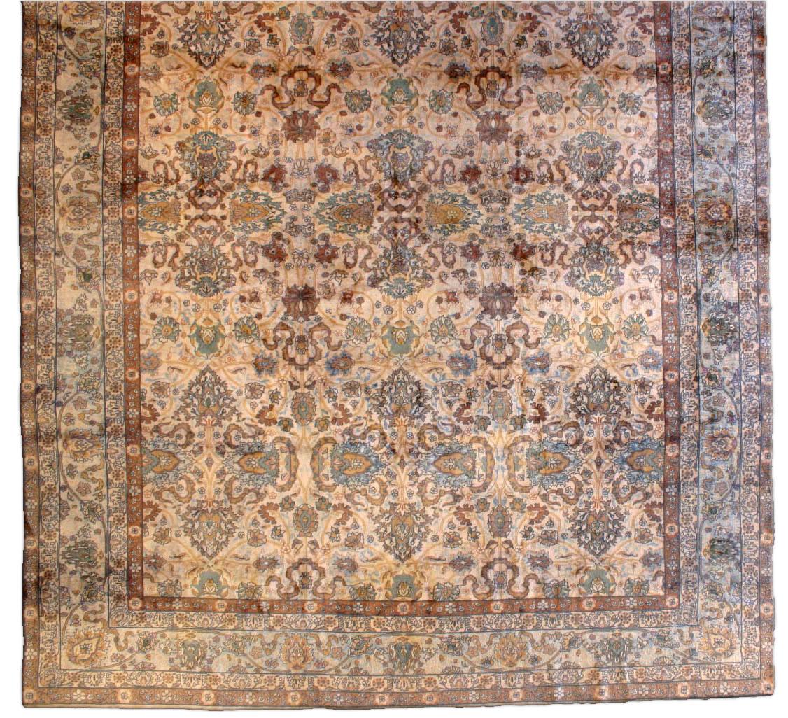 Persian Tabriz Rug BB3114