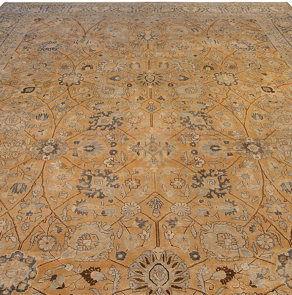 Antique Persian Tabriz Rug BB3863