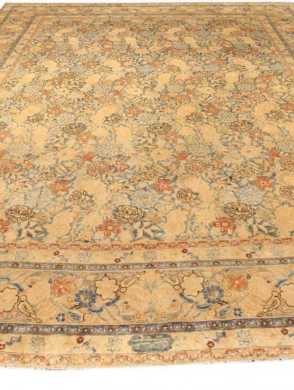 Antique Persian Tabriz Rug BB3920