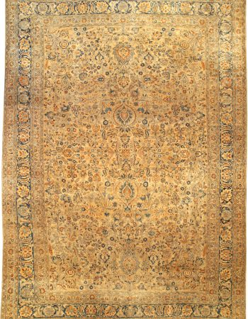 Antique Persian Kirman Rug BB4420