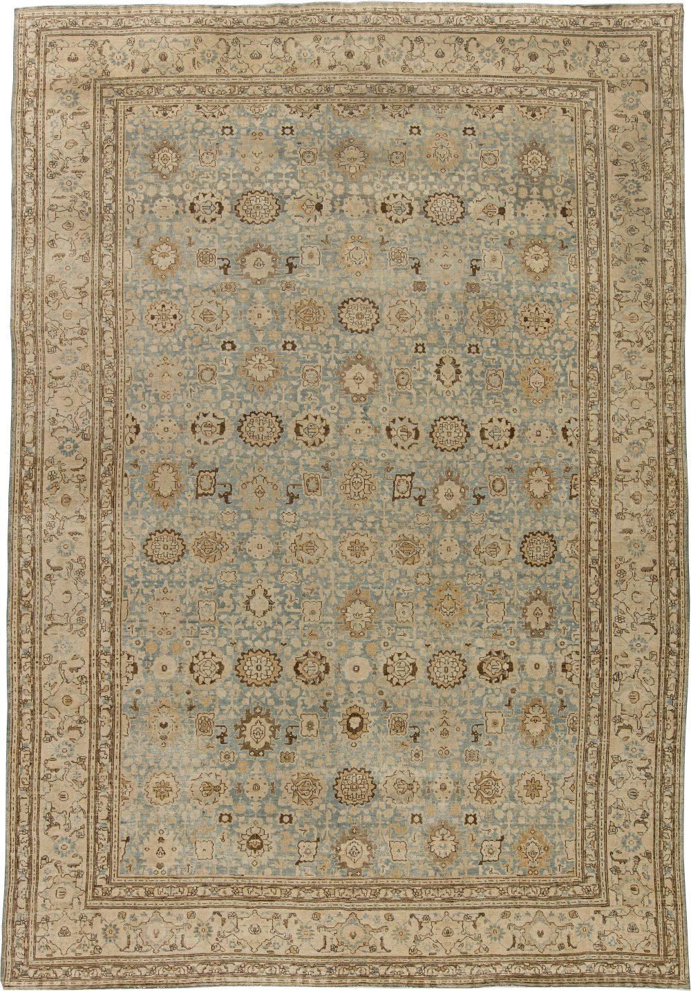 Antique Persian Tabriz Rug BB6276