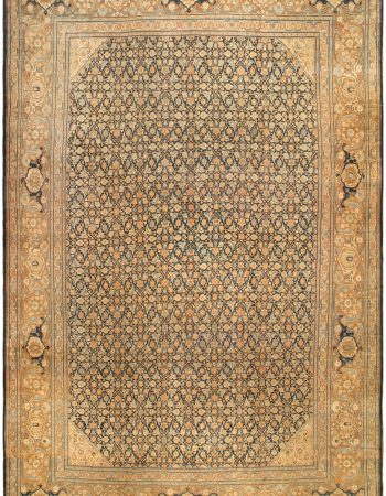 Vintage Persian Tabriz Carpet BB0276
