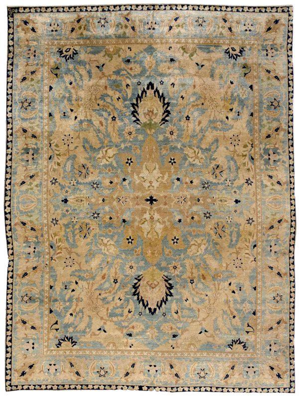 Persian Tabriz Rug BB3627