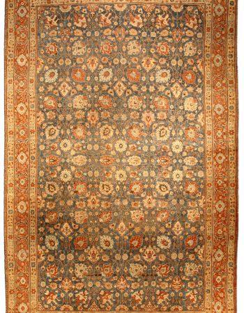 Vintage Persisch Tabriz Teppich BB4012