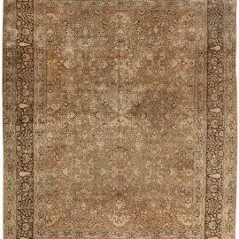 Antique Persian Tabriz Carpet BB2429