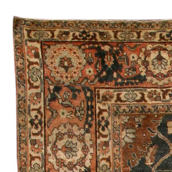 Antique Persian Tabriz Rug BB3764