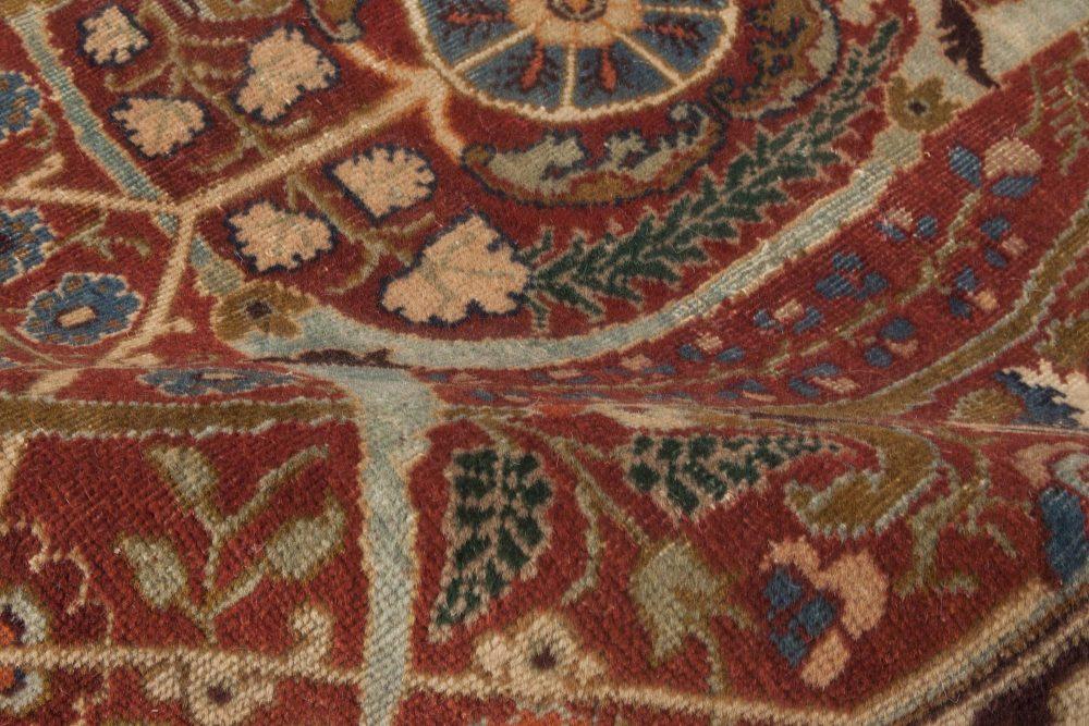 Antique Persian Tabriz Rug BB4502