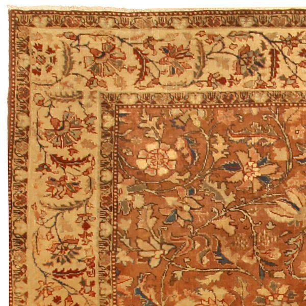 Antique Persian Tabriz Rug BB5213