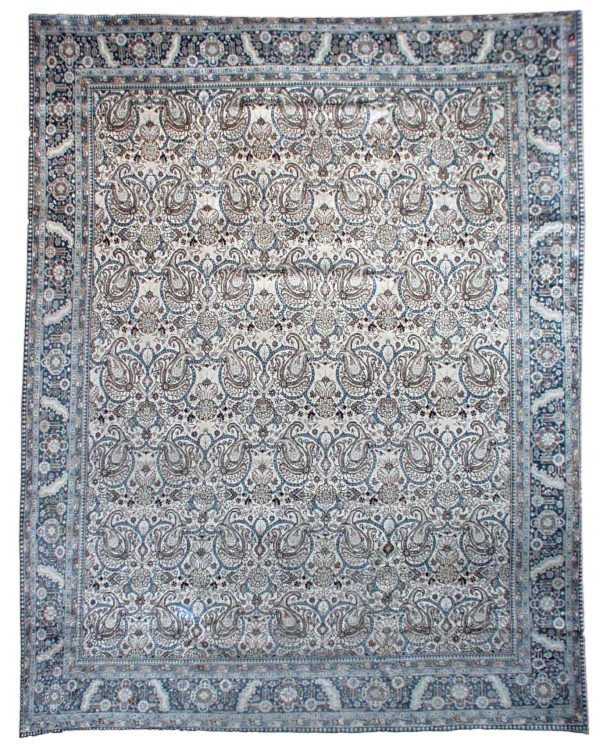 Antique Persian Tabriz Rug BB0658
