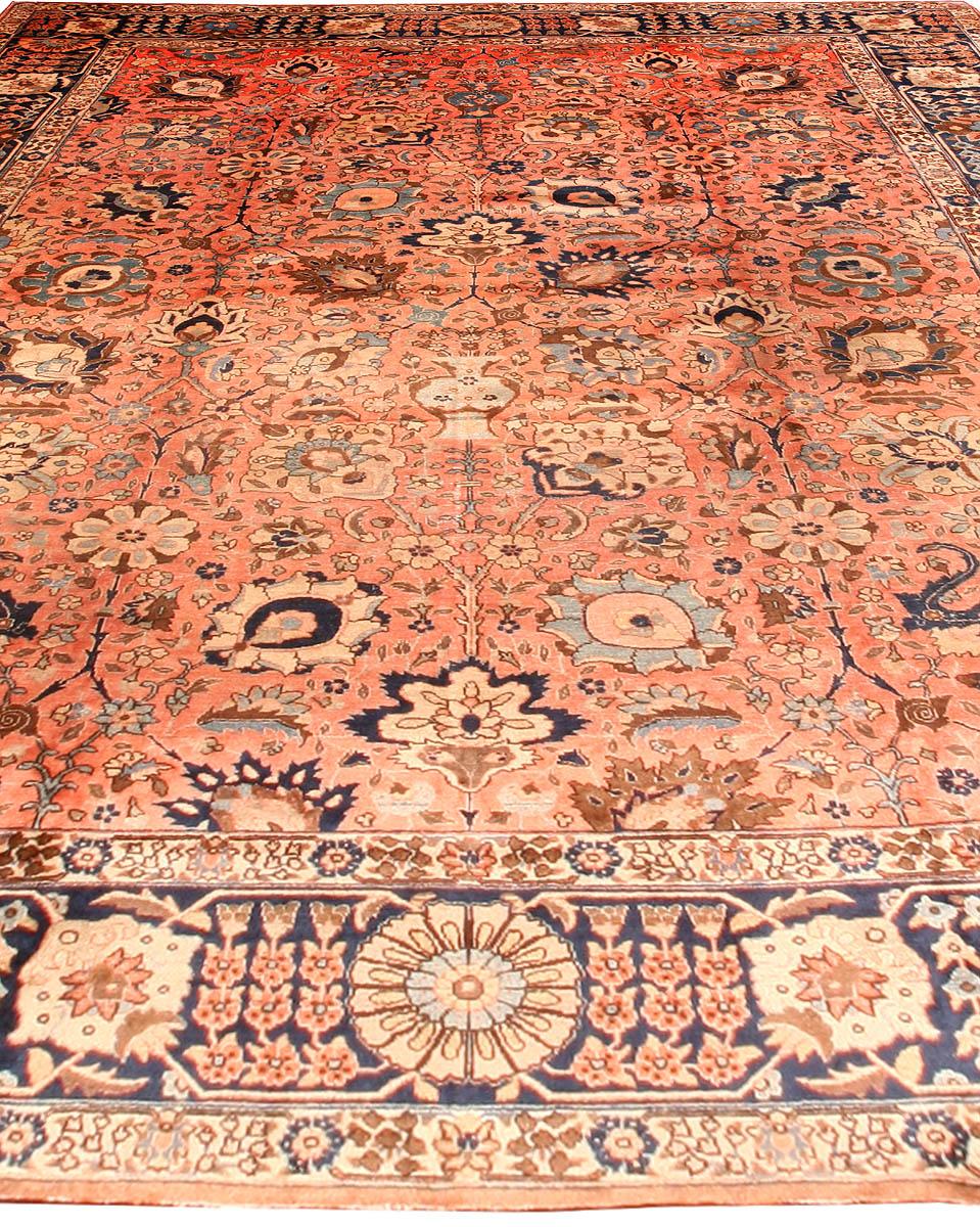 Antique Persian Tabriz Rug BB4628
