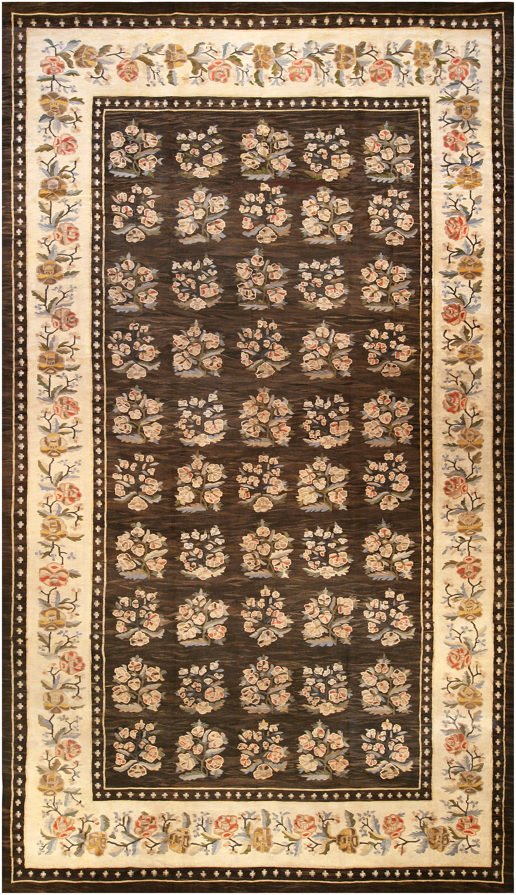Antique Russian Bessarabian Rug Bb1441 By Doris Leslie Blau