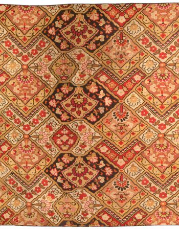 Antique Russian Bessarabian Carpet (fragmento) BB4431