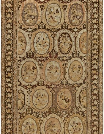 Antique Caucasian Karabagh Carpet BB0958