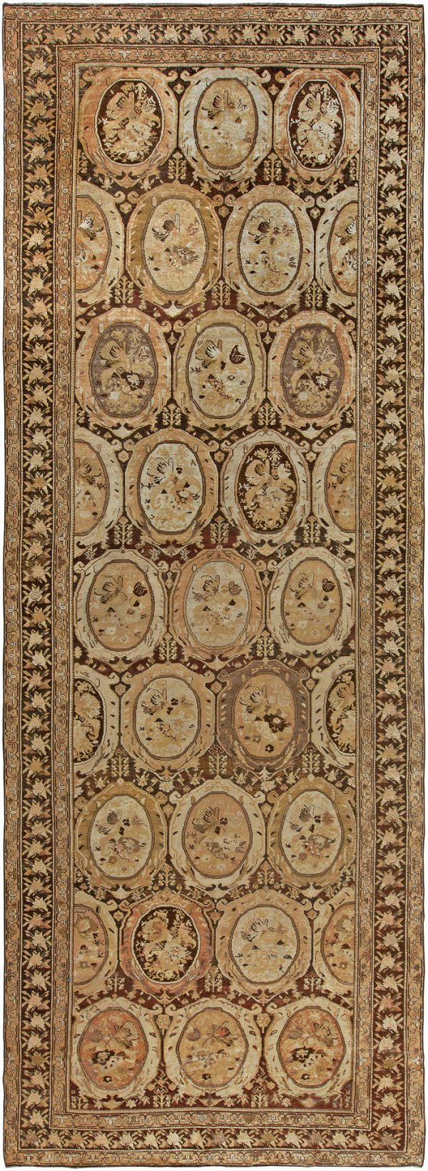 Antique Caucasian Karabagh Carpet BB0958