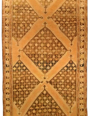 Antique Russian Karabagh gallery Carpet BB4511