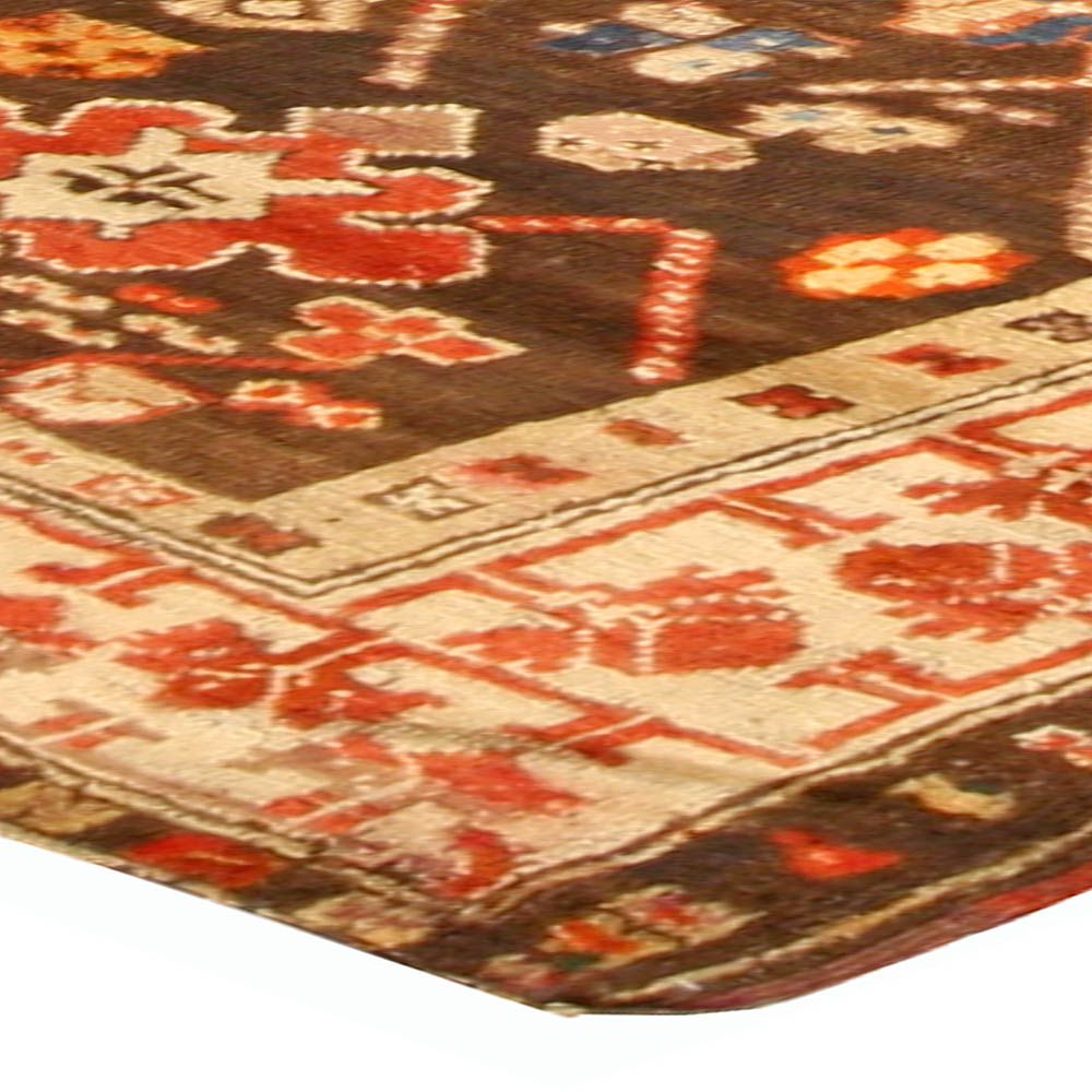 Antique Karabagh Runner, Late 19th Century BB4535