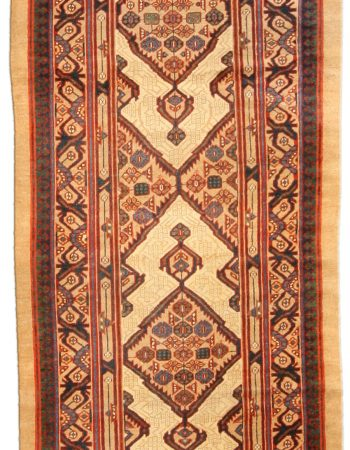 Antique Persian Sarab Runner BB4747