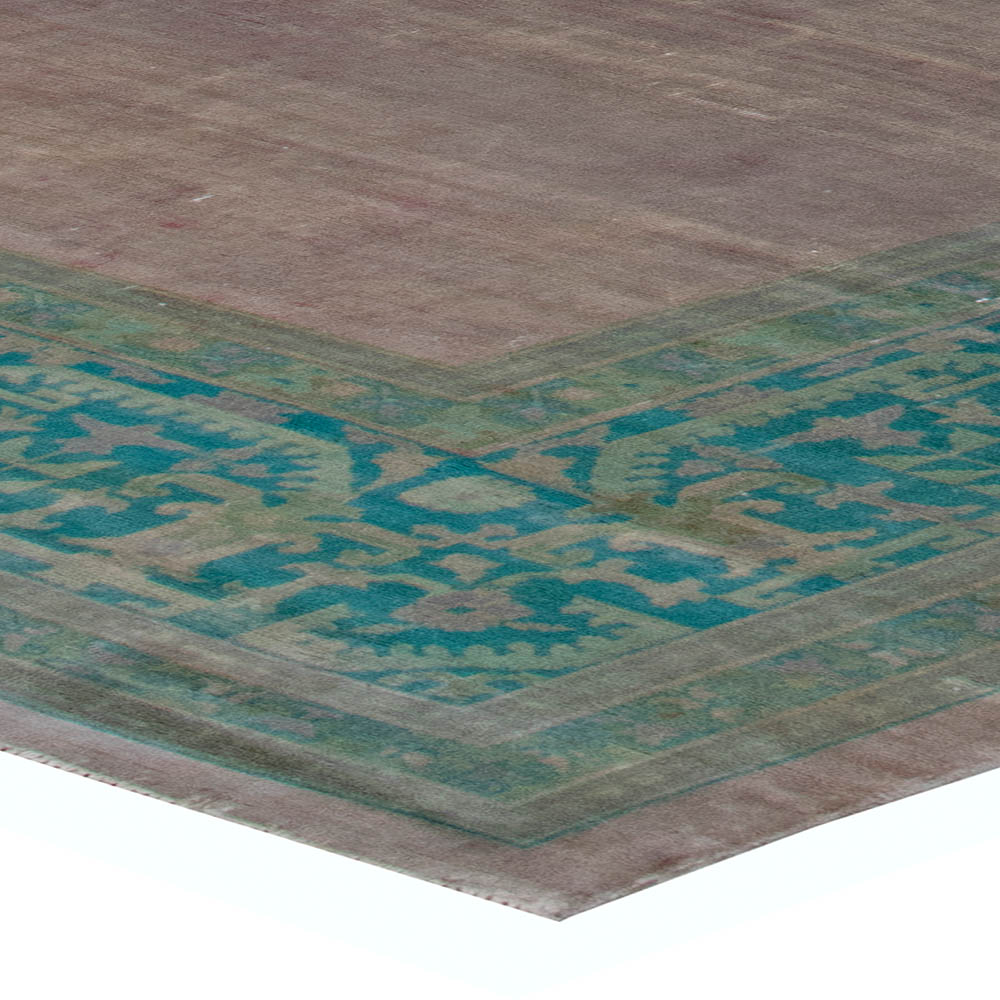 Antique Large Rug: Large Antique Turkish Borlou Rug BB4208 By Doris Leslie Blau